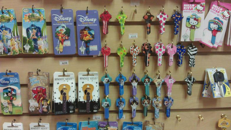 Where To Get Keys Made >> Keys Made